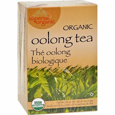 2 Pack of Uncle Lee s Imperial Organic Oolong - 18 Tea Bags - 100% Organic -