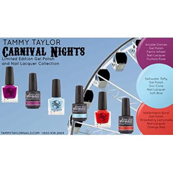 Tammy Taylor - Carnival Nights Gel Polish and Soulmate Nail Lacquer New