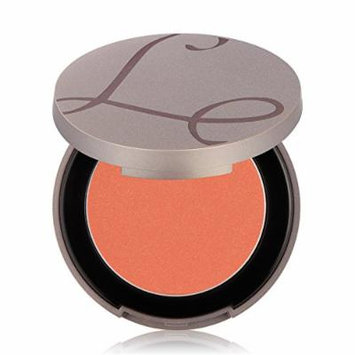 Pressed Powder Blush by Luscious Cosmetics. Cruelty Free and Vegan. Peach Melba 024, 0.21 ounce