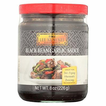Lee Kum Kee Sauce - Black Bean Garlic - Case of 6 - 8 oz.