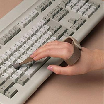 Patterson Medical Slip-On Typing/Keyboard Aid, Large / Small - Right
