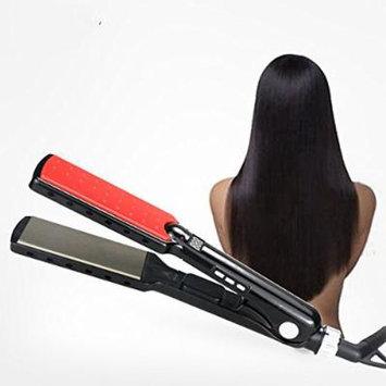 Professional Salon Hair Styler, SuperEEEL Professional Ceramic Digital LCD Display Hair Straightening Electric Hair Straightener Flat Iron Salon Beauty Hair Styling Tool
