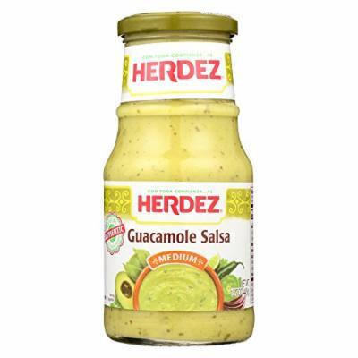 Herdez Salsa - Guacamole - Case of 12 - 15.7 oz.