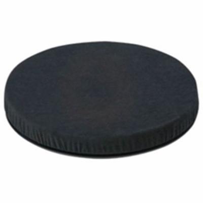 Briggs Swivel Seat Leather Black