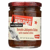 Salpica Salsas Dip - Tomato Jalapeño - Case of 6 - 16 oz.