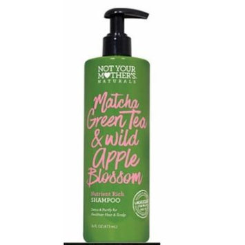 Not Your Mother's® Naturals Matcha Green Tea & Wild Apple Blossom Nutrient Rich Shampoo