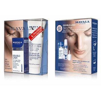 Mavala Double-Lash 10ml + Mavala Eye Make-up Remover Gel 50ml