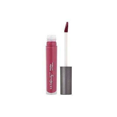 Ulta Matte Lip Cream 0.12 Oz. Striking (medium bluish pink matte)