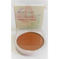 Mary Kay Powder Perfect Pressed Powder Bronze .26 Oz