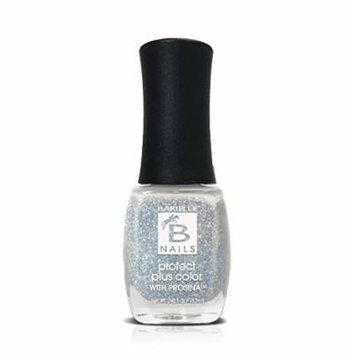 Barielle Protect Plus Nail Color with Prosina - Glitter Glam (Pack of 2)