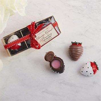 Strawberry Chocolate Lip Gloss