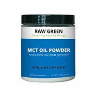 Raw Green Organics MCT Oil Powder