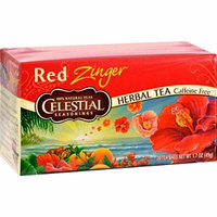 Celestial Seasonings® Red Zinger Herbal Tea Caffeine Free