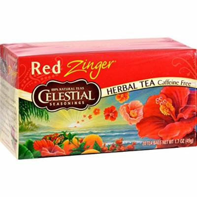 Celestial Seasonings® Red Zinger Herbal Tea Caffeine Free