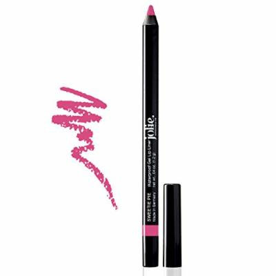 Jolie Cosmetics Waterproof Gel Lip Liner - Super Smooth, Extra Long-Wear (Sweetie Pie)
