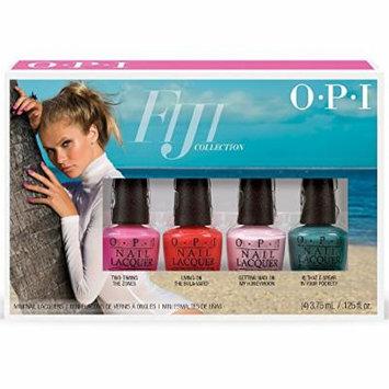 FIJI collection MINI Nail Polish Set 4pk