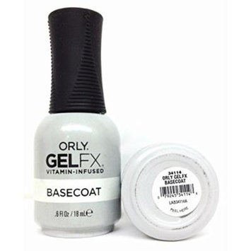 Orly GelFX ESSENTIAL LARGE SIZE - Base/Top/Primer - Choose Any 0.6oz/18ml (34114 - Base 0.6oz)