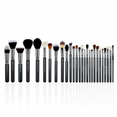 27Pcs Set Professional Makeup Brush Set Beauty Foundation Eye Face Shadow Lipsticks Powder Make Up Brushes Kit Tools