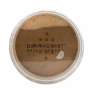 DermaMinerals by DermaQuest Buildable Coverage Loose Mineral Powder Facial Foundation SPF 20 - 5N, 0.40 oz