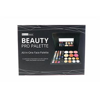 Beauty Pro All In One Face Palette- Combination of Eye shadow, Concealer, Eye Brow, Creams and Face Powders (46 Swatches)