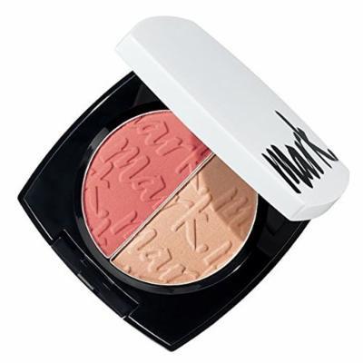 Avon mark. Dual Glow Cheek Colour and Highlighter - Doll Face