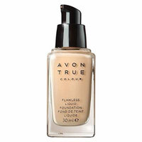 Avon True Colour Flawless Liquid Foundation - Skin With Pink/Rosy Undertone - Spice