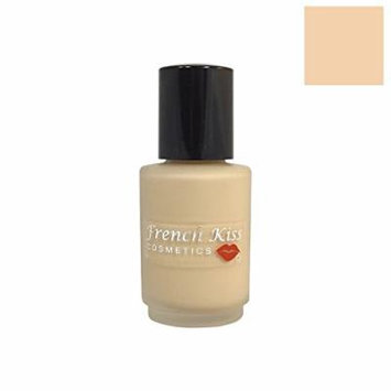 French Kiss Matte Foundation Oil Free Vanilla Cream 1oz