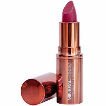 Mineral Fusion, Lipstick, Ruby, 0.137 oz (3.9 g)