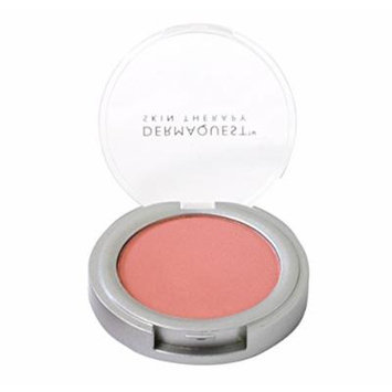 DermaMinerals by DermaQuest Pressed Treatment Minerals Face Blush - Amino, 2.8g / 0.10 oz