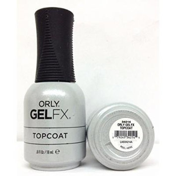 Orly GelFX ESSENTIAL LARGE SIZE - Base/Top/Primer - Choose Any 0.6oz/18ml (34214 - Top 0.6oz)