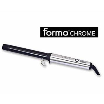 Turbo Power Forma Chrome Curling Wand (TT131 – 1.25 inch)
