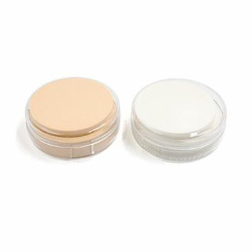 uxcell 36pcs Round Sponge Foundation BB Cream liquid Facial Cushion Puff Pads Beauty Makeup Tool