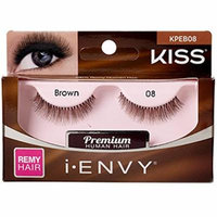 (PACK OF 6) BROWN COLLECTION FROM I.ENVY BY KISS - 08