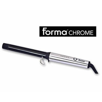 Turbo Power Forma Chrome Curling Wand (TT125 – 1 inch)