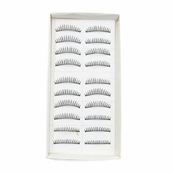 uxcell 60 Pairs Comfortable Soft False Eyelashes Extension Eyes Makeup Cosmetic Tool #4