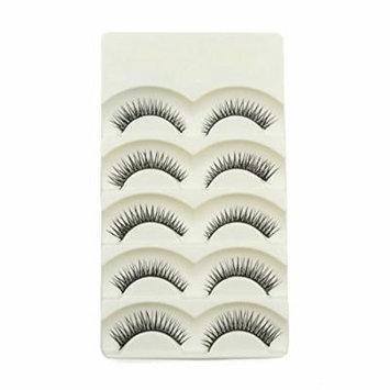 uxcell 30 Pairs Natural Looking False Eyelashes Extension Eyes Makeup Cosmetic Tool #5
