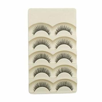 uxcell 30 Pairs Natural Looking False Eyelashes Extension Eyes Makeup Cosmetic Tool #3