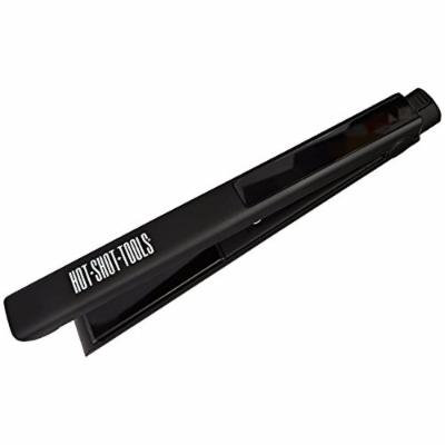 Hot Shot Tools Titanium Black 1 Inch Flat Iron