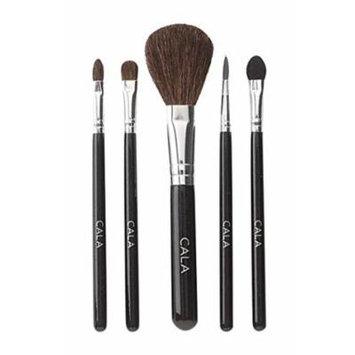 (PACK OF 3) CALA STUDIO TRAVEL SET Cosmetic Brush Kit(Small)