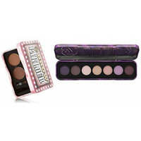 W7 Holiday Kit: Moody Mauves Purple Passion Shades, Eye Colour Palette, 7 Eye Shadows + Brow Parlour The Complete Eyebrow Grooming Kit + FREE Eyebrow Razor, 3 Ct.