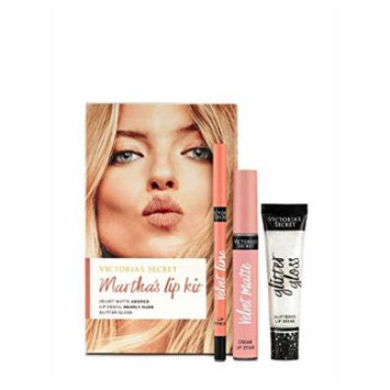 Victoria's Secret Angel Lip Kit Martha's Velvet Matte Adored