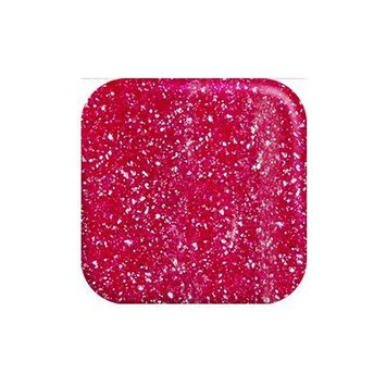 Supernail Prodip Colored Acrylic Dip, Fresh Hibiscus, 0.9 Ounce