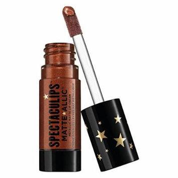Soap & Glorys Spectaculips Matte-allic Lip Cream - Bronze Girl