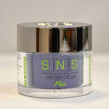 SNS Gelous Color Dip Powder No Liquid, No Primer, No UV Light SNSAC02 1oz
