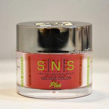 SNS Gelous Color Dip Powder No Liquid, No Primer, No UV Light SNSAC19 1oz