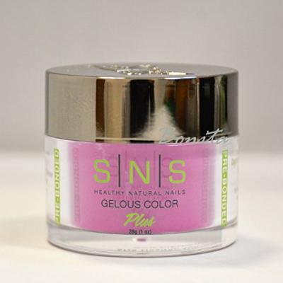 SNS Gelous Color Dip Powder No Liquid, No Primer, No UV Light SNSAC15 1oz