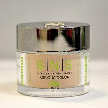 SNS Gelous Color Dip Powder No Liquid, No Primer, No UV Light SNSAC16 1oz