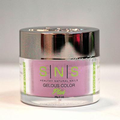 SNS Gelous Color Dip Powder No Liquid, No Primer, No UV Light SNSAC25 1oz