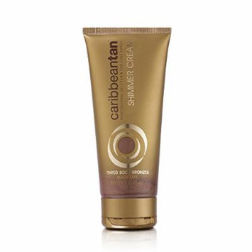 Caribbean Tan Shimmer Cream Tinted Body Bronzer
