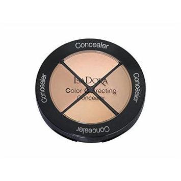 IsaDora Color Correcting Concealer (36 Nude Quartet)